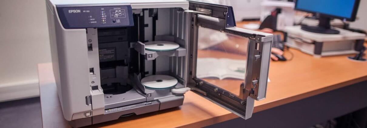 ACETIAM MARS - gravure et production automatique de CD/DVD imagerie médicale - ACETIAM