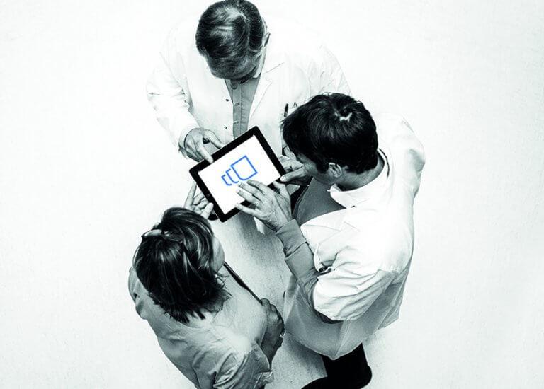 Coopération inter-établissement de santé via télémédecine multi-spécialités