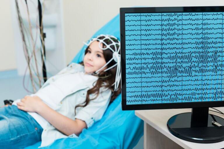 télé EEG