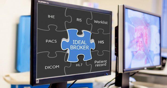 DICOM Worklist Ideal Broker